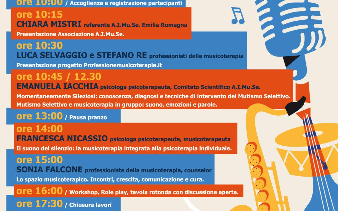 MUSICA PER LA MIA VOCE: Il ruolo della Musicoterapia nel trattamento del Mutismo Selettivo