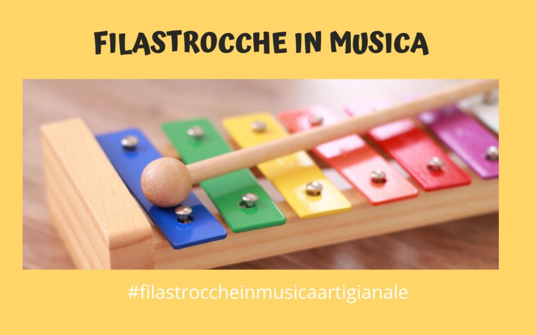 FILASTROCCHE IN MUSICA